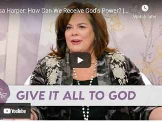 Lisa Harper - How Can We Receive God's Power? | Better Together TV
