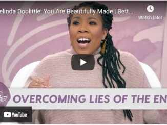 Melinda Doolittle - You Are Beautifully Made - Better Together TV