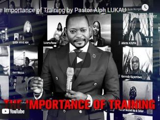 Pastor Alph Lukau Sermon - The Importance of Training