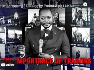 Pastor Alph Lukau Sermon - The Importance of Training