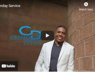 Pastor Creflo Dollar Sunday Live Service March 21 2021