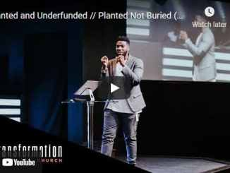Pastor Michael Todd Sermon - Planted and Underfunded