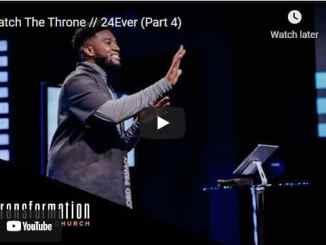 Pastor Michael Todd Sermon - Watch The Throne