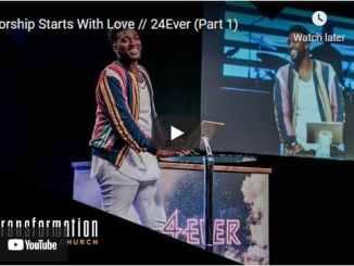 Pastor Michael Todd Sermon - Worship Starts With Love