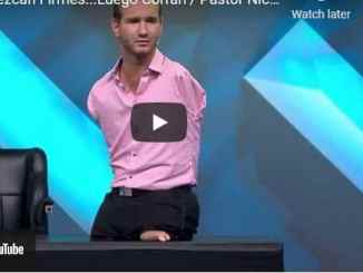 Pastor Nick Vujicic Message - Peace In The Storm