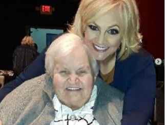 Pastor Sheryl Brady Celebrates Her Mother On Her Birthday