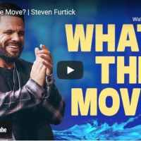 Pastor Steven Furtick Sermon - What's The Move?
