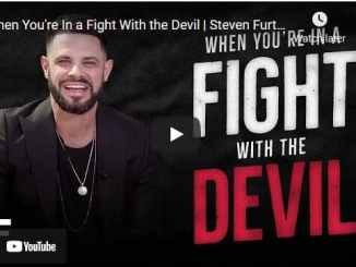 Pastor Steven Furtick Sermon - When You're In a Fight With the Devil
