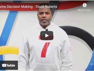 Pastor Touré Roberts Sermon - Divine Decision Making