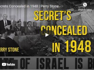 Perry Stone Message - Secrets Concealed in 1948