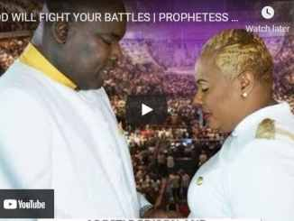 Prophetess Mattie Nottage - God Will Fight Your Battles