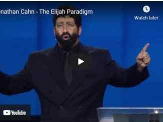 Rabbi Jonathan Cahn Sermon - The Elijah Paradigm