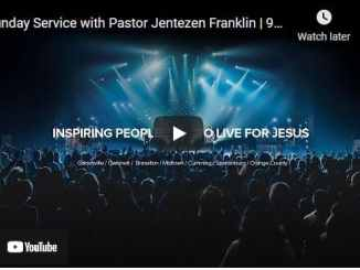 Free Chapel Sunday Live Service April 11 2021
