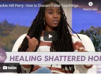 Jackie Hill Perry - How to Discern False Teachings in Church