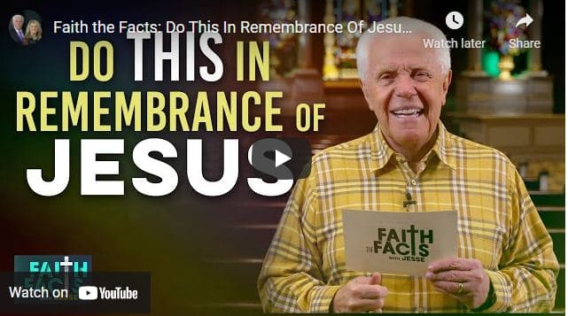 Jesse Duplantis - Faith the Facts: Do This In Remembrance Of Jesus