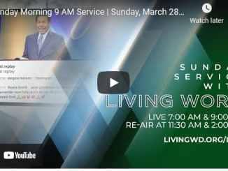 Pastor Bill Winston Sunday Live Service April 11 2021