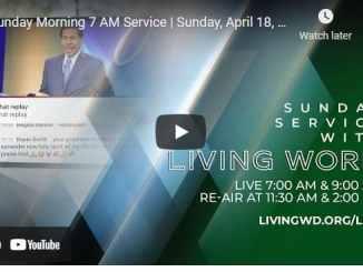 Pastor Bill Winston Sunday Live Service April 18 2021