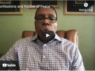 Pastor Creflo Dollar - Confessions and Robber of Peace