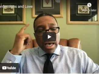 Pastor Creflo Dollar Sermon - Confessions and Love