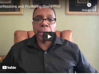 Pastor Creflo Dollar Sermon - Confessions and Producing Divine Fruit