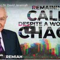 Pastor David Jeremiah Sunday Sermon April 11 2021