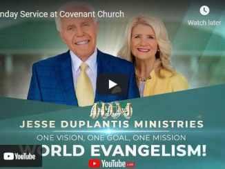 Pastor Jesse Duplantis Sunday Live Service April 25 2021