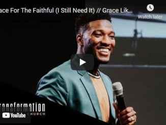 Pastor Michael Todd Sermon - Grace For The Faithful