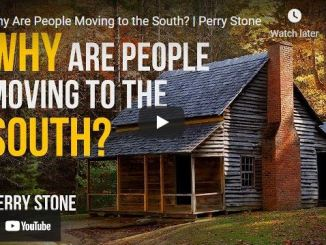 Pastor Perry Stone Sermon - Why Are People Moving to the South?