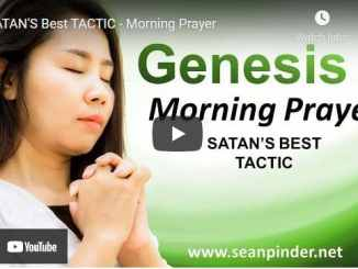 Pastor Sean Pinder Morning Prayer April 15 2021