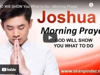Pastor Sean Pinder Morning Prayer April 28 2021