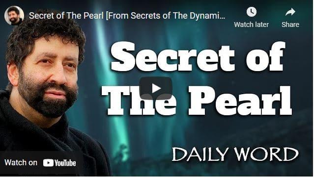 Rabbi Jonathan Cahn - Secret of The Pearl