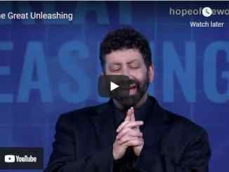 Rabbi Jonathan Cahn - The Great Unleashing