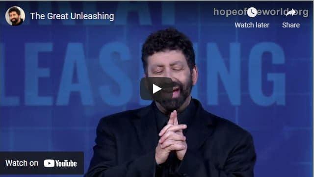 Rabbi Jonathan Cahn - The Great Unleashing