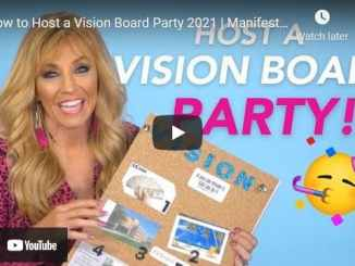 Terri Savelle Foy - How to Host a Vision Board Party 2021