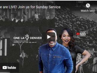 The Potters House At One LA Sunday Live Service April 18 2021
