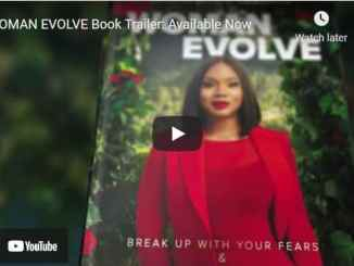 Woman Evolve Book Trailer By Sarah Jakes Roberts