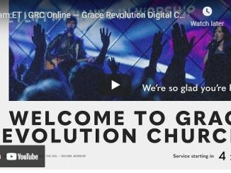 Grace Revolution Digital Church Service With Pastor Joseph Prince