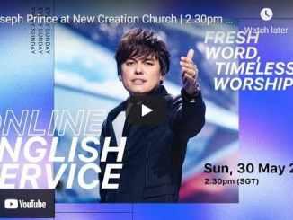 New Creation Church Sunday Live Service May 30 2021