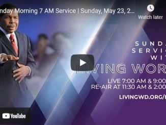 Pastor Bill Winston Sunday Live Service May 23 2021