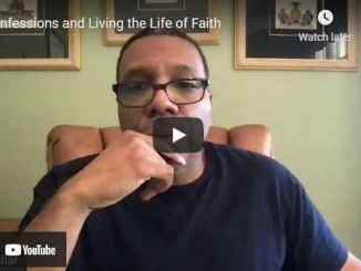 Pastor Creflo Dollar - Confessions and Living the Life of Faith