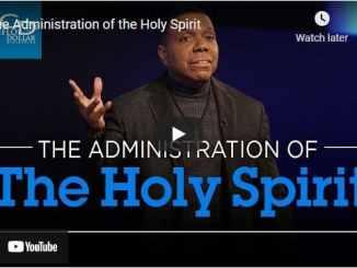 Pastor Creflo Dollar Sermon - The Administration of the Holy Spirit