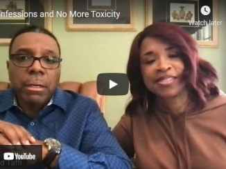 Pastor Creflo & Taffi Dollar - Confessions and No More Toxicity