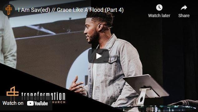 Pastor Michael Todd Sermon - I Am Saved