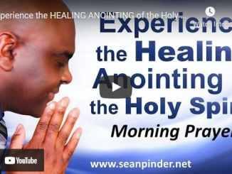 Pastor Sean Pinder Morning Prayer May 21 2021