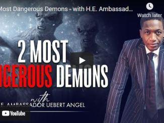 Prophet Uebert Angel Sermon - 2 Most Dangerous Demons
