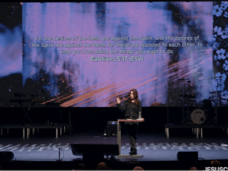 Lisa Bevere Sermons - Be Angry and Sin Not