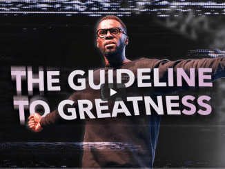 Robert Madu Sermons 2021 - The Guideline To Greatness
