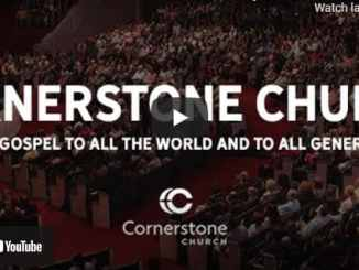 Cornerstone Church Sunday Live Service June 20 2021