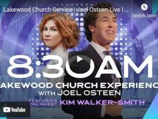 Lakewood Church Sunday Live Service June 20 2021