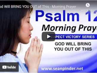 Pastor Sean Pinder Morning Prayer Session June 16 2021